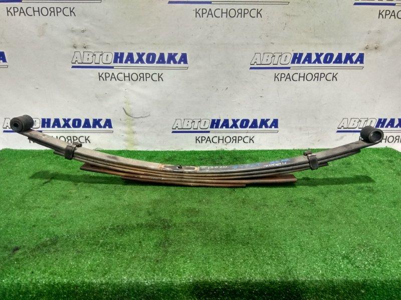 Рессора Mazda Titan SYF6T RF 2000 задняя задняя, 5 листов. Длина 1200 мм по коренному листу (по