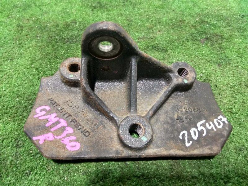 Кронштейн опоры двигателя Chevrolet Trailblazer T360 LL8 2001 правый 15079401 подушки двигателя правый