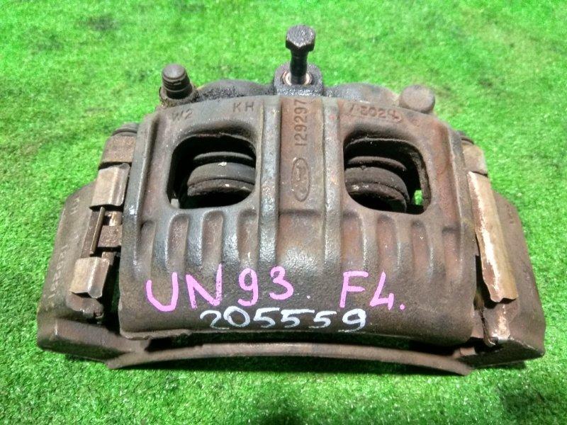 Суппорт Ford Expedition UN93 TRITON 4.6L 1996 передний левый 129297 FL двухпоршневой, под диск диаметром 310