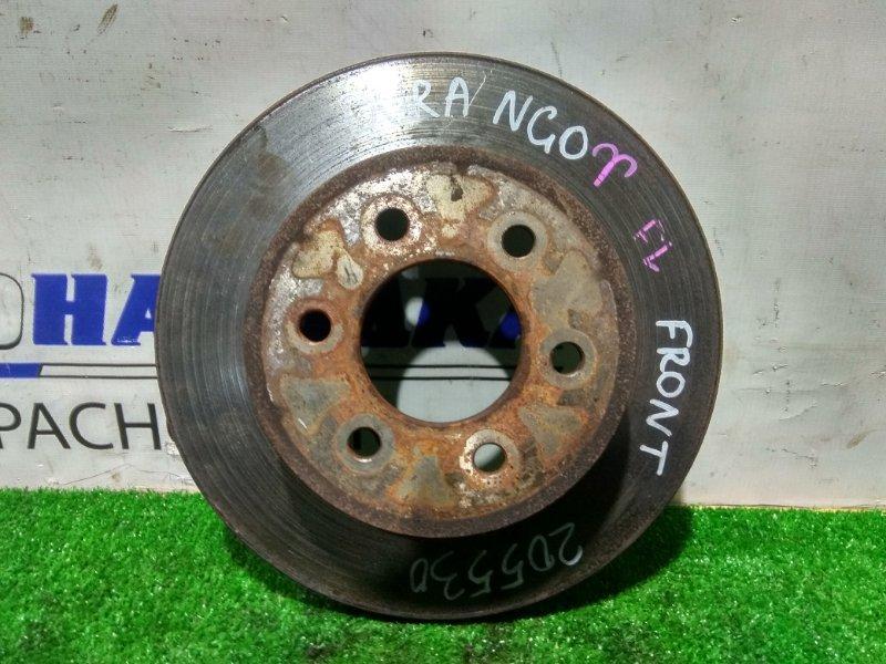 Диск тормозной Dodge Durango 1997 передний передний, диаметр 285 мм
