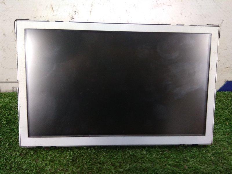 Телевизор в салон Honda Legend KB1 J35A 2004 TR-LM8WB2H штатный монитор с центральной консоли, с