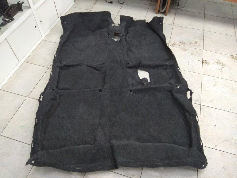 Обшивка пола Toyota Raum EXZ10 5E-FE 1997 ковровое покрытие пола в салон, ОТС