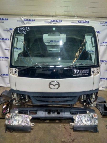 Кабина грузовая Mazda Titan SYF6T RF 2000 Узкая. Дизель. 12 Вольт. Не откидная. Под МКПП. Кабина