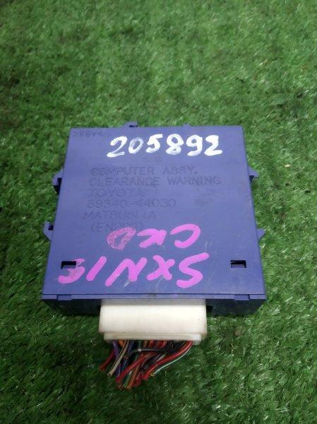 Блок управления Toyota Nadia SXN15 3S-FE 89340-44030 камерой/парктрониками