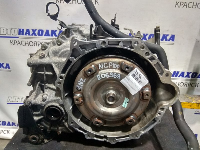 Акпп Toyota Ractis NCP100 1NZ-FE 2005 K210-02A, 30400-52071, 30400-52110 K210-02A