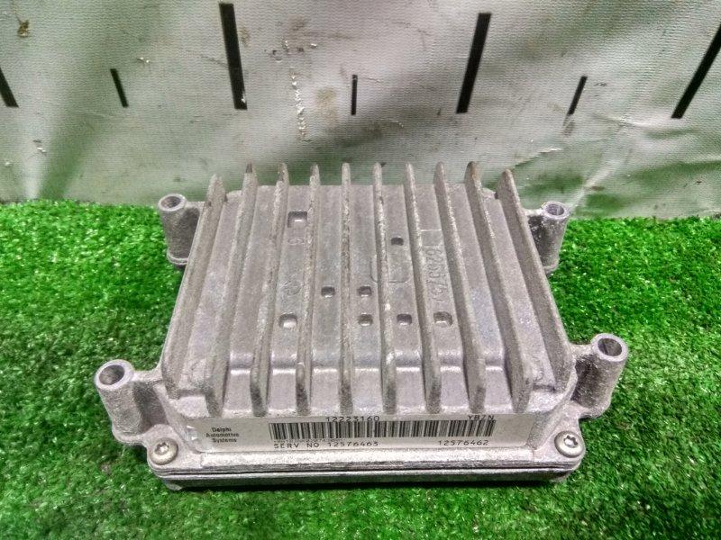 Компьютер Chevrolet Trailblazer T360 LL8 2001 16255757 блок управления ДВС