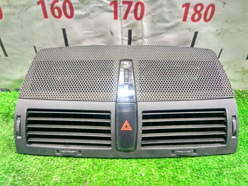 Дефлектор Toyota Mark X GRX121 3GR-FSE 2004 центральные дефлекторы обдува с кнопкой аварийки