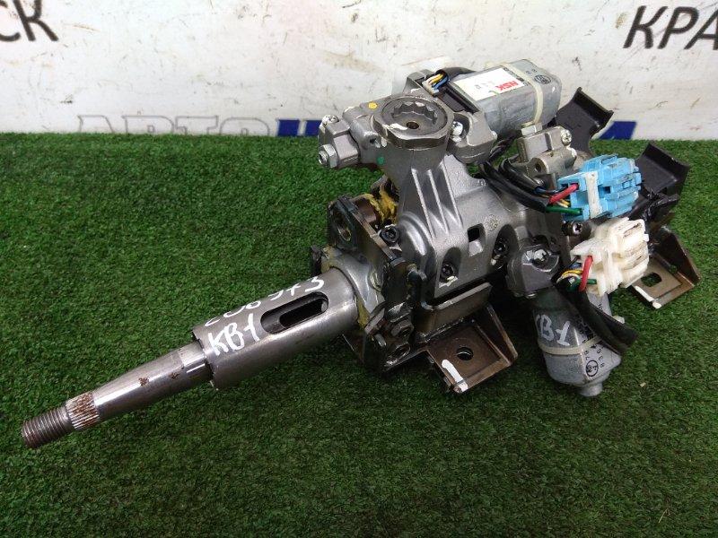 Колонка рулевая Honda Legend KB1 J35A 2004 с моторами вылета и наклона