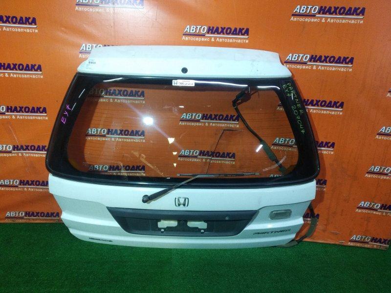 Дверь задняя Honda Partner EY7 D15B +МЕТЛА