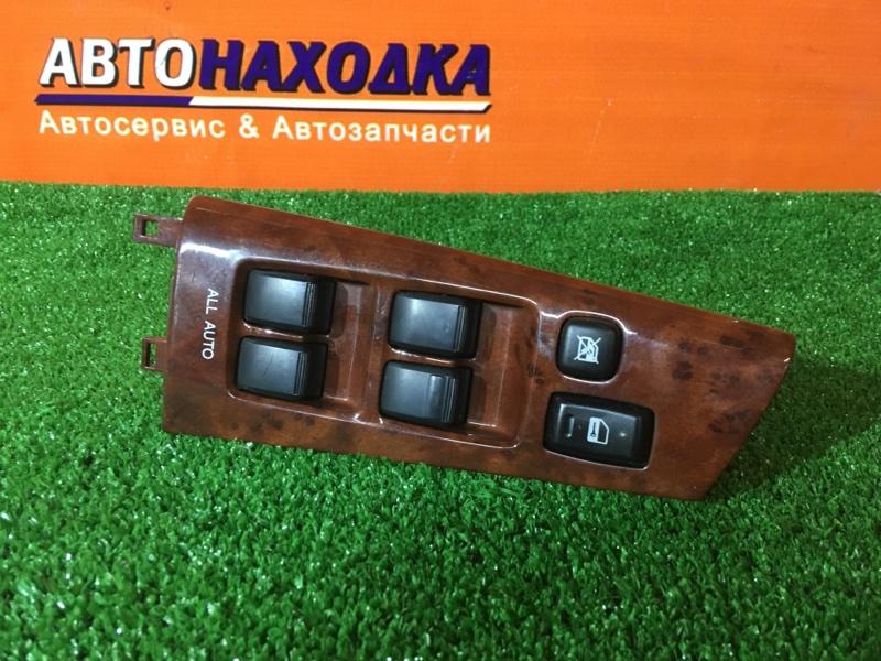 Блок управления стеклоподъемниками Toyota Allex NZE121 11.2002 передний правый 2MOD