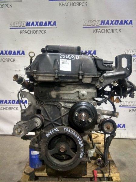 Двигатель Chevrolet Trailblazer T360 LL8 2001 C22434156 LL8 Vortec 4200 пробег 105 т.км. С аукционного авто. Без