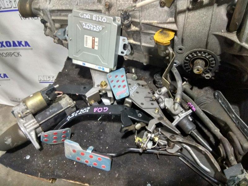 Мкпп Subaru Impreza GDA EJ20-T 2000 TY754VBBAA , 32000AF090 TY754VBBAA 5MT EJ205 (WRX) 4WD МКПП + комплект под свап. С