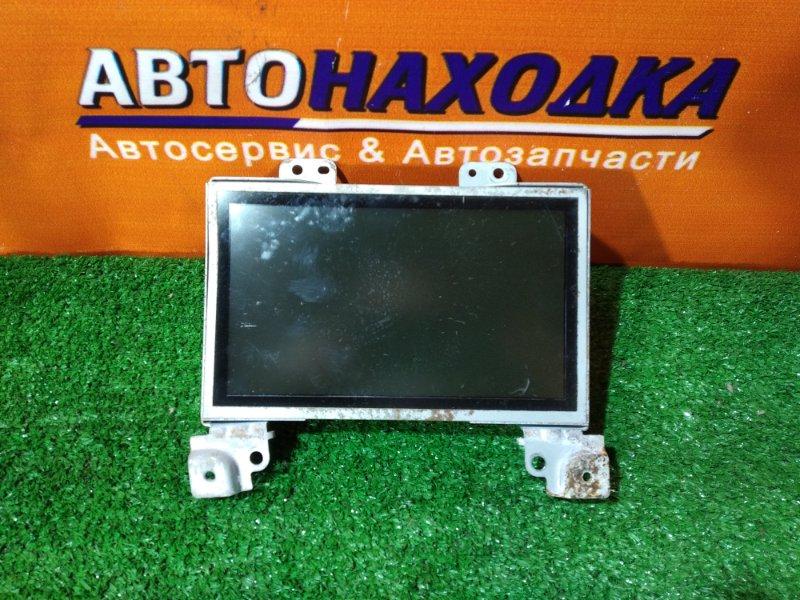 Монитор Nissan Presage U31 QR25DE 28090-CA100 НАВИГАЦИЯ