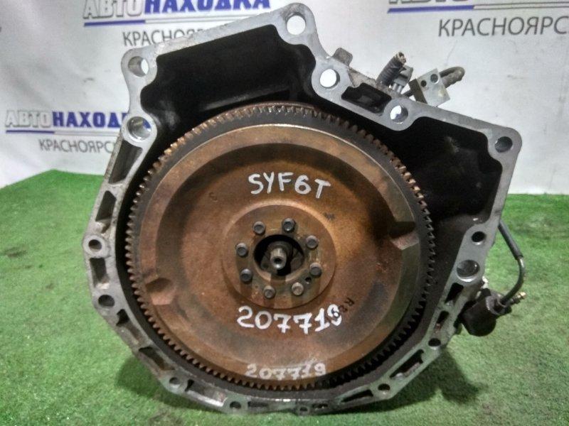 Мкпп Mazda Titan SYF6T RF 2000 R5011720XB Пробег 128 т.км. С аукционного авто.! + маховик, корзина,