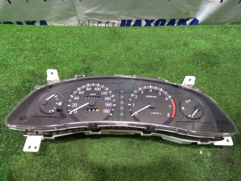 Щиток приборов Toyota Corona Exiv ST202 3S-FE 1993 83100-2D760 под АКПП, пробег 75 т.км.