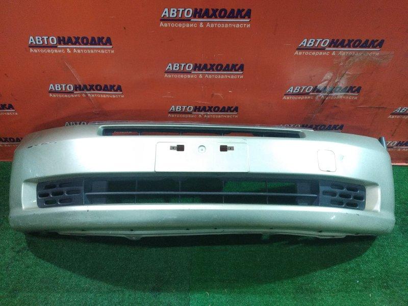 Бампер Honda Mobilio GB1 L13A передний 71101-SCC-0000 ЗАГЛУШКИ,