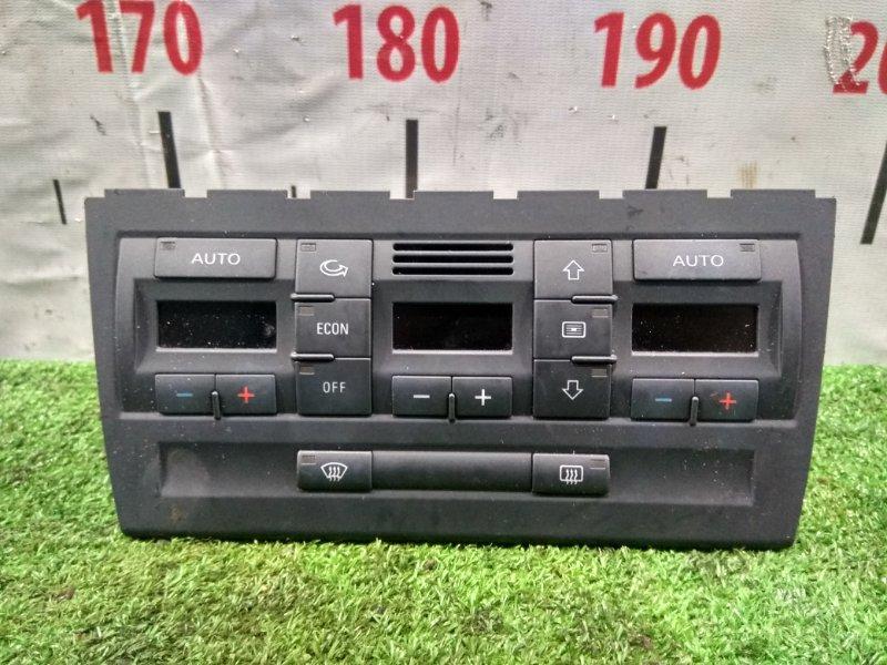 Климат-контроль Audi A4 B7 ALT 2004 8E0820043AL