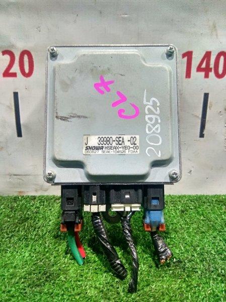 Блок управления рулевой рейкой Honda Accord CL7 K20A 2002 39980-SEA-023 EPS - управления рулевой