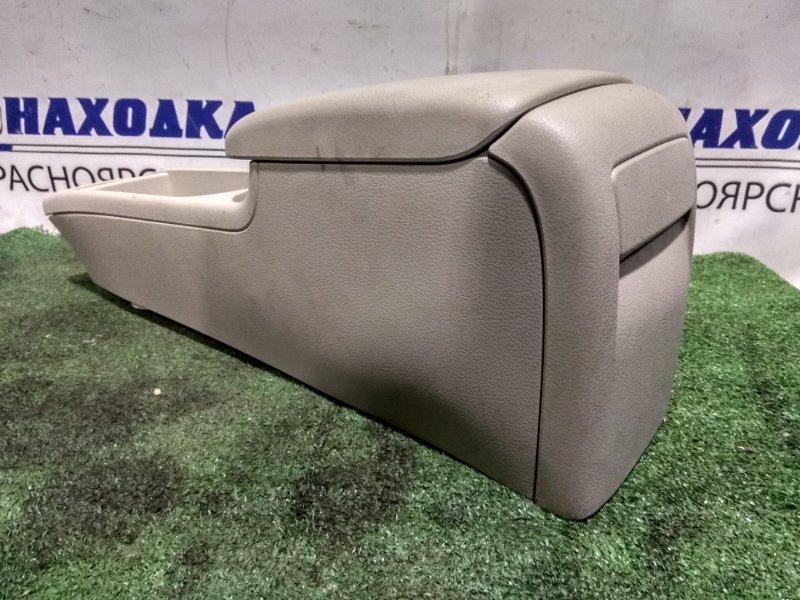 Подлокотник Subaru Impreza GH2 EL15 2007 бар между передних сидений с подстаканниками и