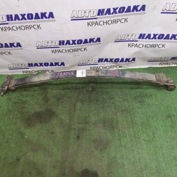 Рессора Nissan Vanette SKF2VN R2 2 листа