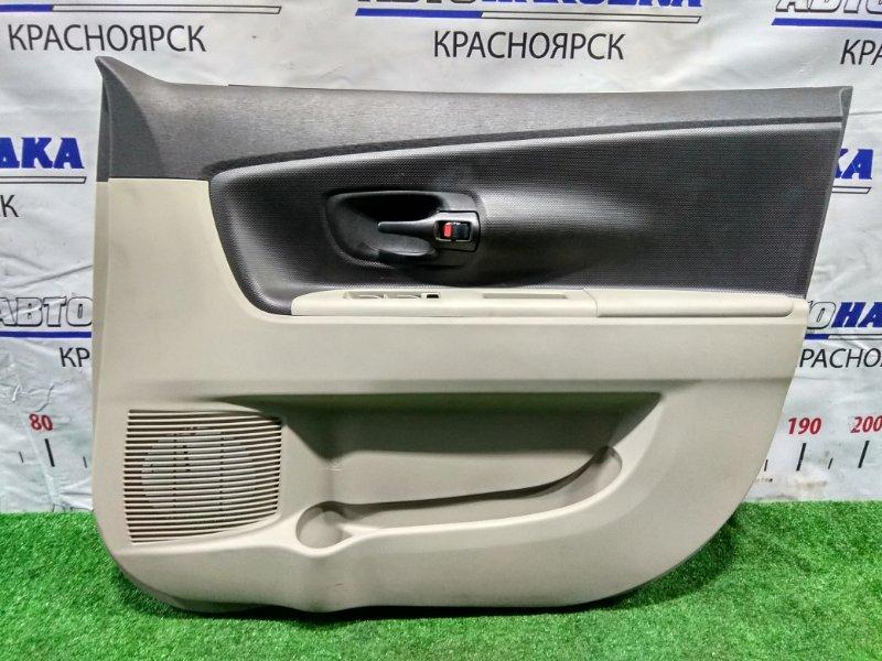 Обшивка двери Toyota Passo Sette M502E 3SZ-VE 2008 передняя правая 67610-B1110-E0 FR