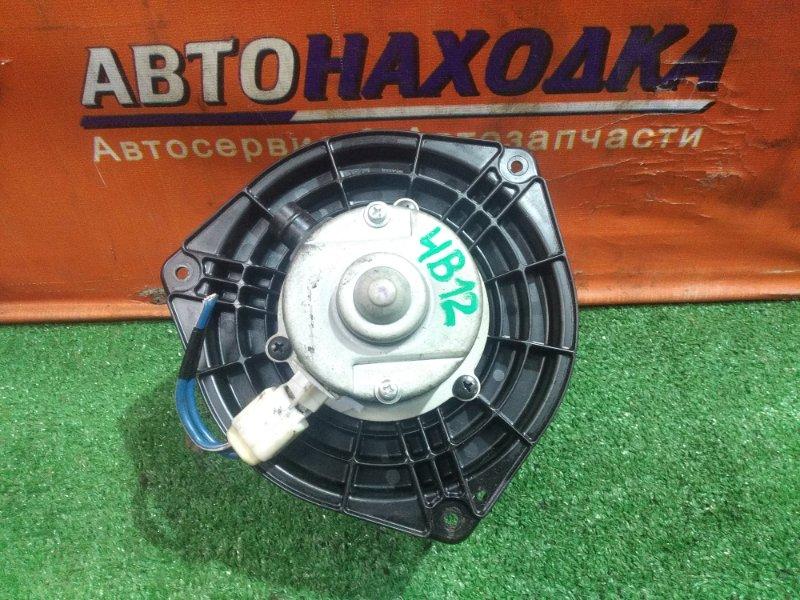 Мотор печки Mitsubishi Delica D:5 CV4W 4B12 CSA431D208 ФИШКА СЛОМАНА, DELICA D:5 CV5W,
