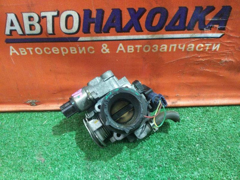 Заслонка дроссельная Honda Life JB5 P07A ДПДЗ JT6HB50527,