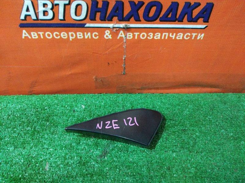 Уголок крыла Toyota Allex NZE121 1NZ-FE передний правый 60117-12010 ПЕРЕД ЗЕРКАЛОМ