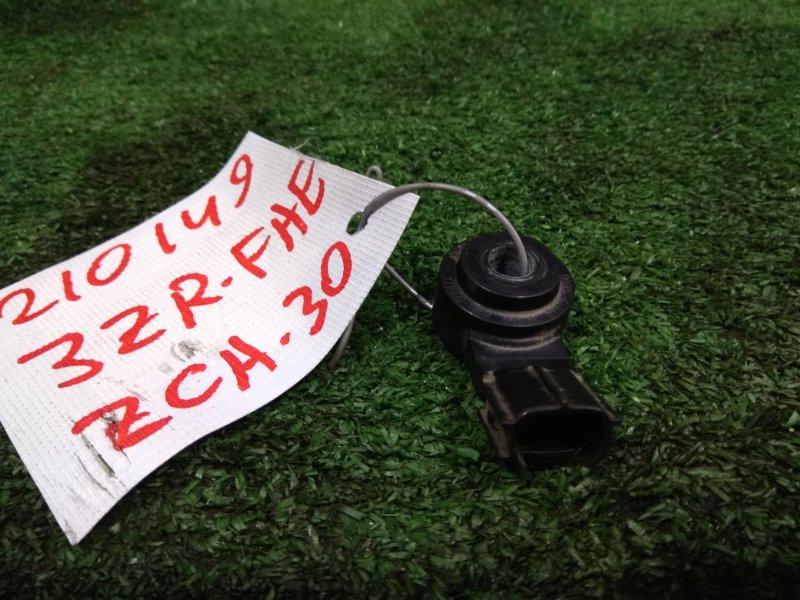 Датчик детонации Toyota Rav 4 ZSA30 3ZR-FAE 2009 фишка 2 контакта