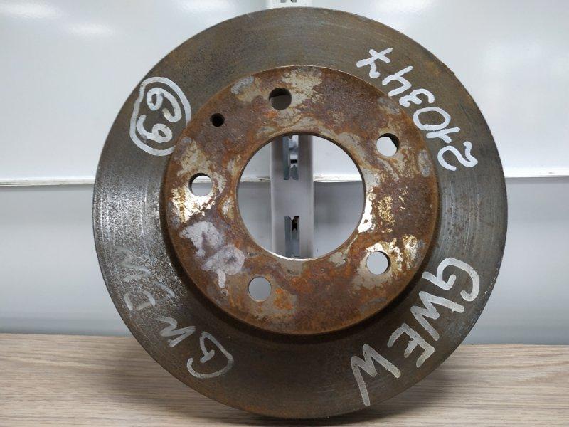 Диск тормозной Mazda Capella GWEW FS-DE передний