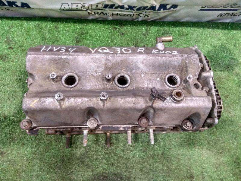 Головка блока цилиндров Nissan Gloria HY34 VQ30DET 0 R