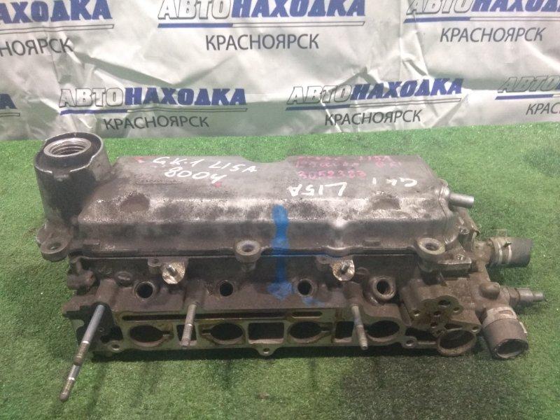 Головка блока цилиндров Honda Mobilio Spike GK1 L15A 0 на 4 катушки снято с двс