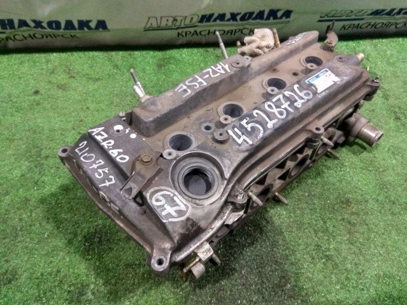 Головка блока цилиндров Toyota Noah AZR60G 1AZ-FSE 2001 C контрактного ДВС 83 т.км.