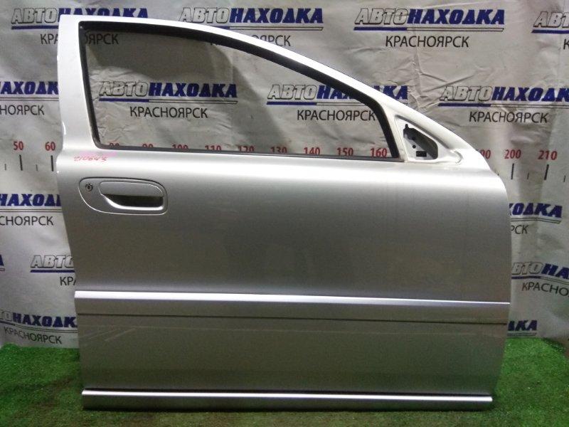 Дверь Volvo S60 P24 B5244S2 2004 передняя правая 8679661 FR в сборе. ХТС. Обшивка с правого руля