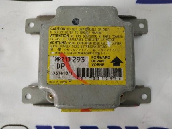 Компьютер Mitsubishi Galant EA1A 4G93 MR213293 Блок управления SRS AIRBAG, MR213293
