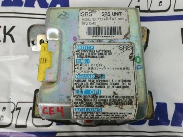 Компьютер Honda Ascot CE4 G20A 77960-SW3-N82 Блок SRS UNIT, 77960-SW3-N82