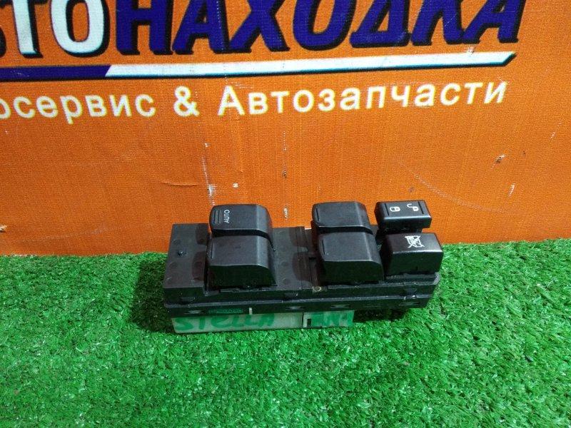 Блок управления стеклоподъемниками Subaru Stella RN1 EN07 правый KJ000
