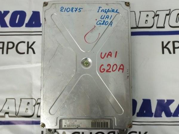 Компьютер Honda Inspire UA1 G20A 37820-P1P-901 Блок управления ДВС, 37820-P1P-901