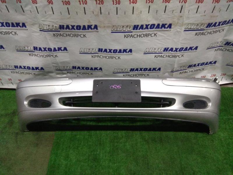 Бампер Mercedes-Benz S430 220.070 113.941 2002 передний A2208800340 Передний, 1 мод. (дорестайлинг) с