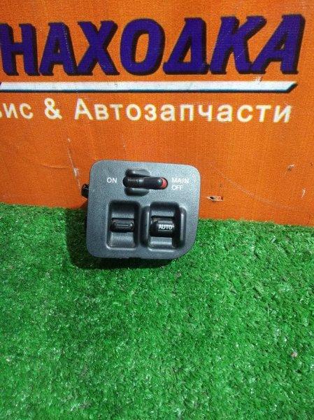 Блок управления стеклоподъемниками Honda S-Mx RH1 передний правый