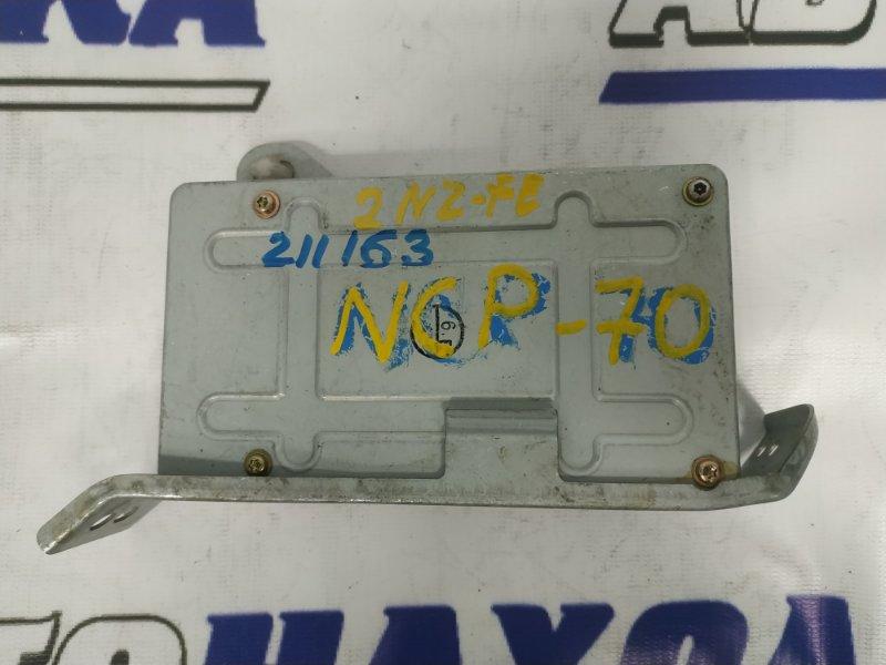 Компьютер Toyota Will Cypha NCP70 2NZ-FE 86741-52010 Блок управления Transceiver, telephone 86741-52010