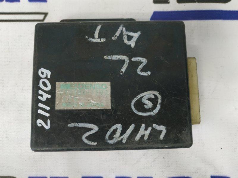 Компьютер Toyota Hiace LH102V 2L 077300-1582 Блок управления климат контролем, 077300-1582