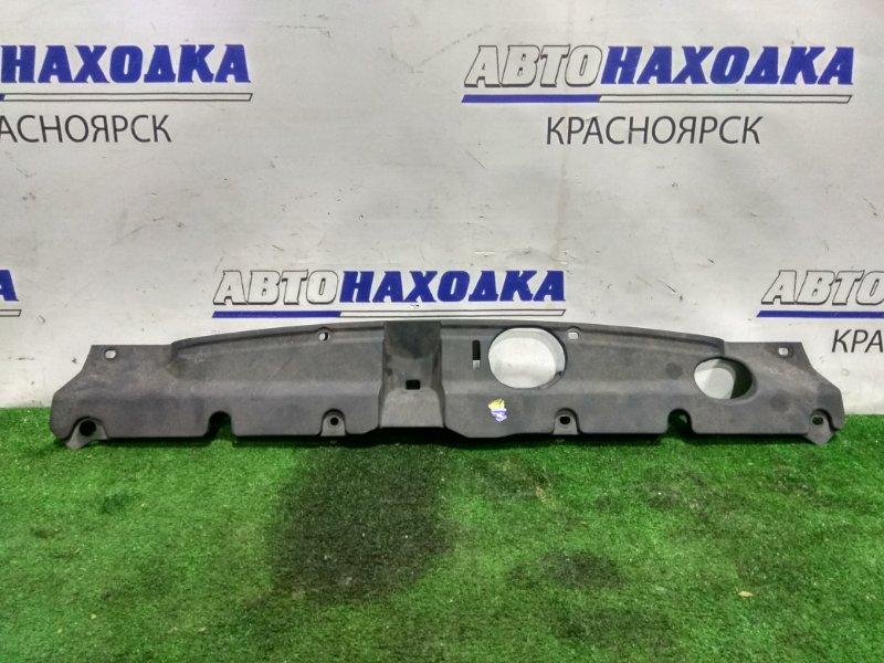 Накладка на телевизор Honda Cr-V RD5 K20A 2001 передняя верхняя 71123-S9A-003 на рамку, где замок капота