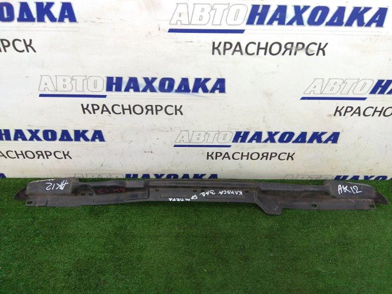 Защита Nissan March AK12 CR12DE 2002 79122AX000 защита заднего бампера
