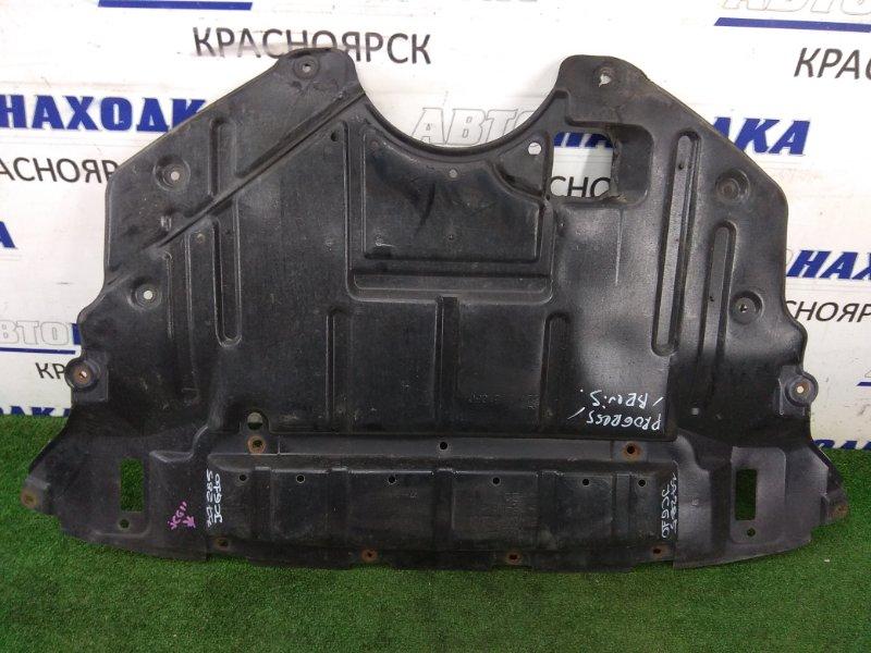 Защита двс Toyota Progres JCG10 1JZ-FSE 2001 51410-51010 цельная, 2 мод.