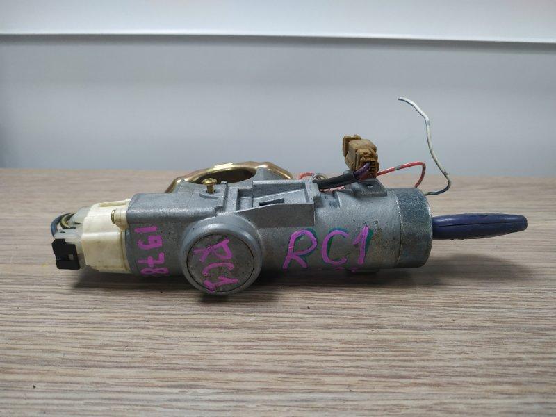 Замок зажигания Subaru R2 RC1 EN07 замок с ключом/К65