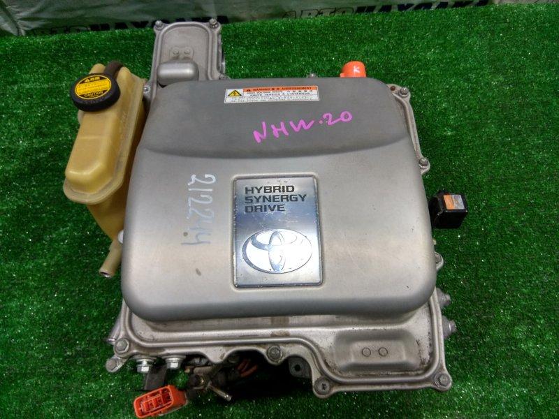 Инвертор Toyota Prius NHW20 1NZ-FXE 2003 G9200-47100, G9200-47120