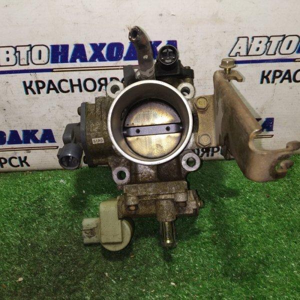 Заслонка дроссельная Honda Capa GA4 D15B 1996 механическая