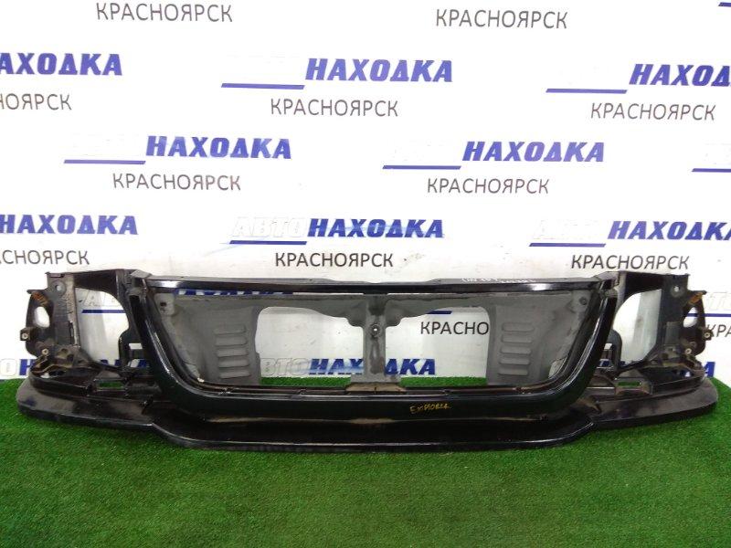 Рамка радиатора Ford Explorer U152 COLOGNE V6 2001 передняя пластиковая, куда вставляются фары