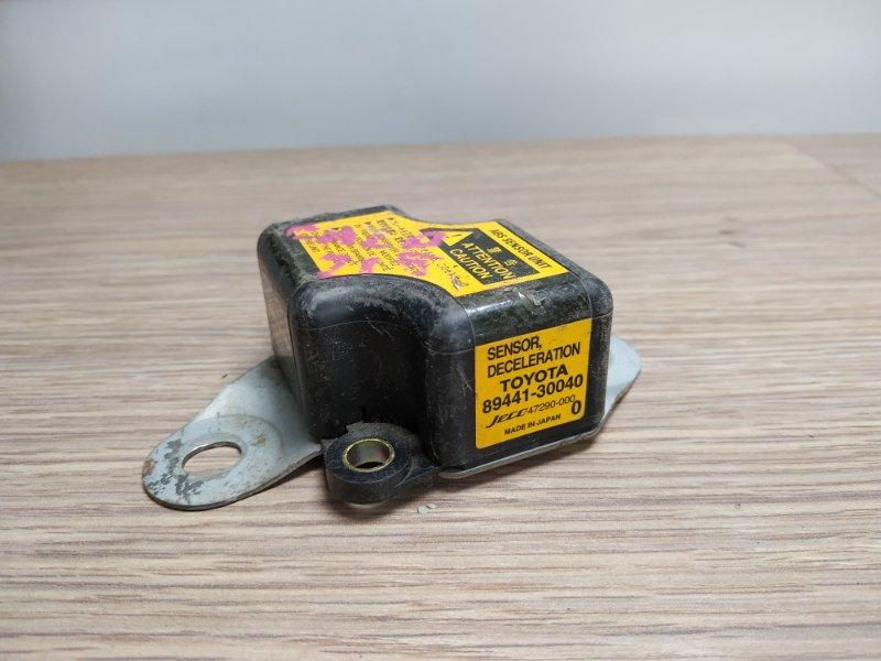 Датчик Toyota Rav4 SXA11 3S-FE 1996 89441-30040 Sensor deceleration